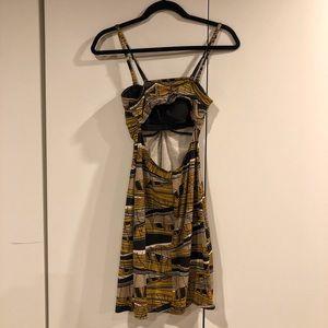 Dresses - Multicolored Dress